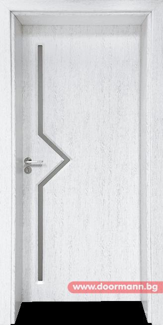 Интериорна врата Gama 201 – Бреза
