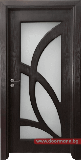 Интериорна врата Gama 208 – Венге
