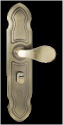 Комплект дръжки за метална врата – модел 516/539